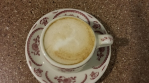 Little latte thoughts - All Rights Reserved